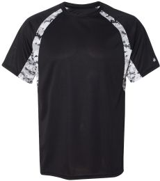 Badger Sportswear 4140 Digital Camo Hook T-Shirt