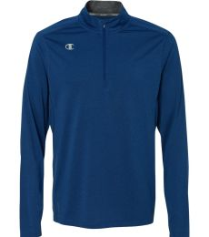 Champion CV80 Vapor Performance Heather Quarter-Zip Pullover