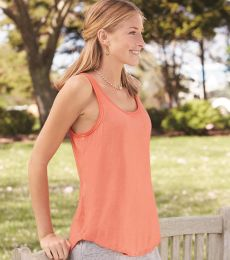 J America 8133 Women's Oasis Wash Tank Top