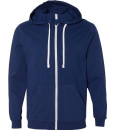 SF60 Fruit of the Loom Adult Sofspun™ Jersey Full-Zip Hooded Tee