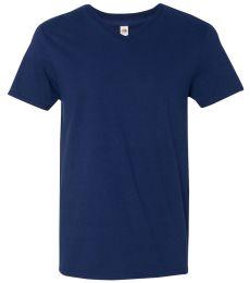 SFVR Fruit of the Loom 4.7 oz., 100% Sofspun™ Cotton Jersey V-Neck T-Shirt