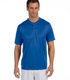 426 Augusta Wicking Two-Button Jersey