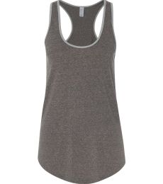 Alternative Apparel 01910E Ladies Eco Ringer Tank