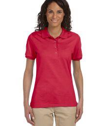 437W Jerzees Ladies' Jersey Polo with SpotShield