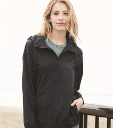 Oakley 511713ODM Women's Hooded Windbreaker