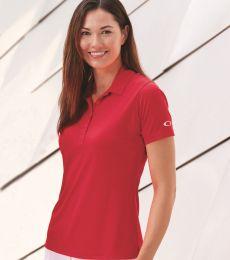 Oakley 532326ODM Women's Performance Sport Shirt Set-In Sleeves