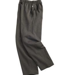 1277 Badger Adult Open-Bottom Fleece Pants