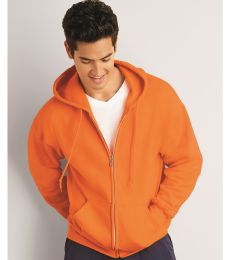 G126 Gildan 9.3 oz. Ultra Blend® 50/50 Full-Zip Hood