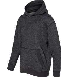 8606 J. America - Youth Glitter French Terry Hood