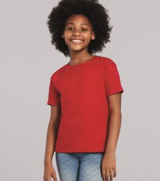 Gildan 64500B SoftStyle Youth Short Sleeve T-Shirt