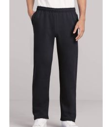 Gildan 18300 Heavy Blend Open Bottom Sweatpants with Pockets