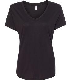 Alternative Apparel AA2840 Cotton Modal V-Neck T-shirt
