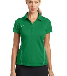 Nike Golf Ladies Dri FIT Sport Swoosh Pique Polo 452885