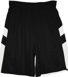 Badger Sportswear 2266 B-Pivot Rev. Youth Shorts