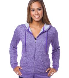Independent Trading Co. PRM50SZ French Terry Zip Hood