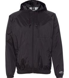 Rawlings 9728 Hooded Full-Zip Wind Jacket