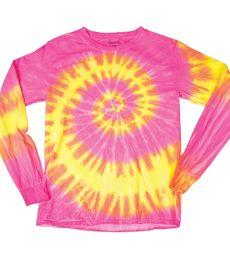 Dyenomite 240WA Wave Tie Dye Long Sleeve