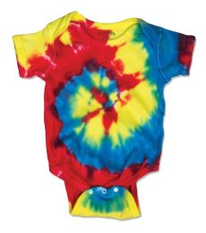Dyenomite 4400MS Spiral Tie Dye Infant