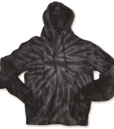 Dyenomite 854BCY Youth Cyclone Tie Dye Hoodie