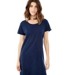 Alternative Apparel 02837C1 Ladies T-Shirt Dress