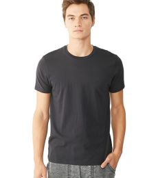 Alternative 12523 Perfect Crew Organic Pima T-Shirt