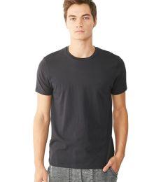 Alternative 12523 Perfect Crew Organic Pima T-Shirt