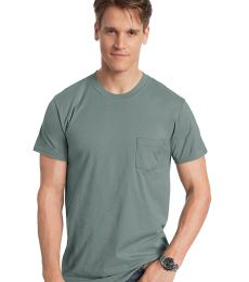 52 498P Nano-T Pocket T-Shirt
