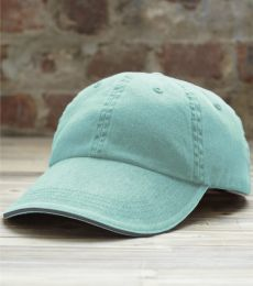 Anvil 166 Sandwich Trim Hat