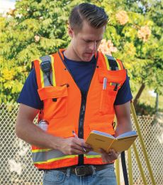 ML Kishigo S5000-01 Professional Surveyors Vest