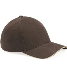 2150 Sportsman  - Heavy Brushed Twill Sandwich Cap -