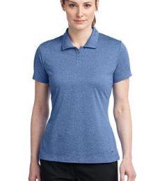 Nike Golf Ladies Dri FIT Heather Polo 474455