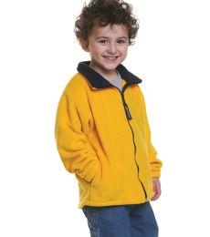 301 1115 Youth Full Zip Fleece Jacket