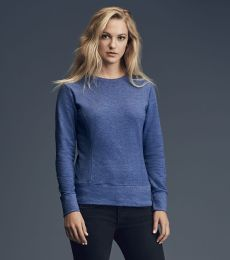 72000L Anvil - Ladies French Terry Crewneck Sweatshirt