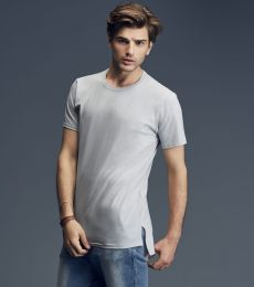 5624 Short Sleeve Long and Lean Tee