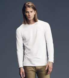 Anvil 5628 Long Sleeve Long and Lean Raglan Tee
