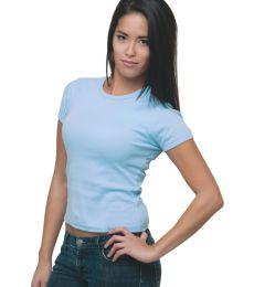 301 4539 Women's Cap Sleeve Tee
