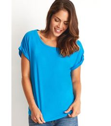 Next Level 6360 Women's Roll Sleeve Dolman
