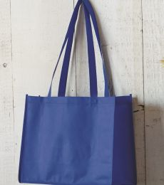 A134 UltraClub® Non-Woven Polypropylene Junior Deluxe Tote