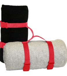 Liberty Bags 8820 Alpine Fleece Blanket Strap