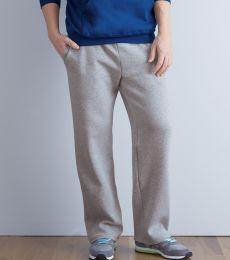 SF74R Fruit of the Loom 7.2 oz. Sofspun™ Open-Bottom Pocket Sweatpants