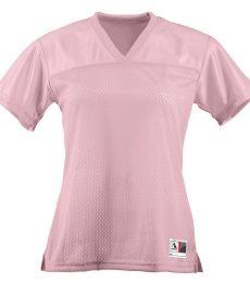251 Augusta Sportswear Girls Football Tee