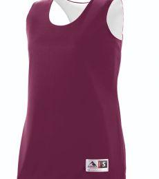 Augusta Sportswear 147 Women's Reversible Wicking Tank