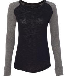 Boxercraft T66 Women's Preppy Patch Slub T-Shirt