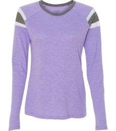 3012 Augusta Sportswear Ladies' Long-Sleeve Fanatic T-Shirt