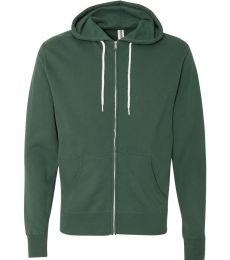 Independent Trading Co. - Unisex Full-Zip Hooded Sweatshirt - AFX90UNZ