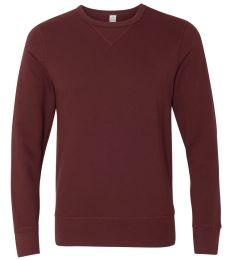 Alternative 5065 Vintage French Terry B-Side Reversible Crewneck Sweatshirt