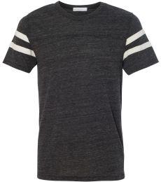 Alternative Apparel 12150 Eco Vintage Football T-Shirt