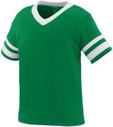 Augusta Sportswear 362 Toddler Sleeve Stripe Jersey