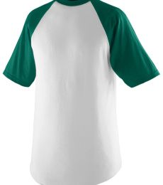 Augusta Sportswear 424 Youth Short Sleeve Baseball Jersey