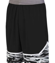 Augusta Sportswear 1118 Youth Mod Camo Game Short